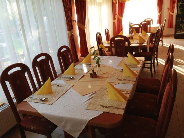 Aranybánya Üdülőpark étterem