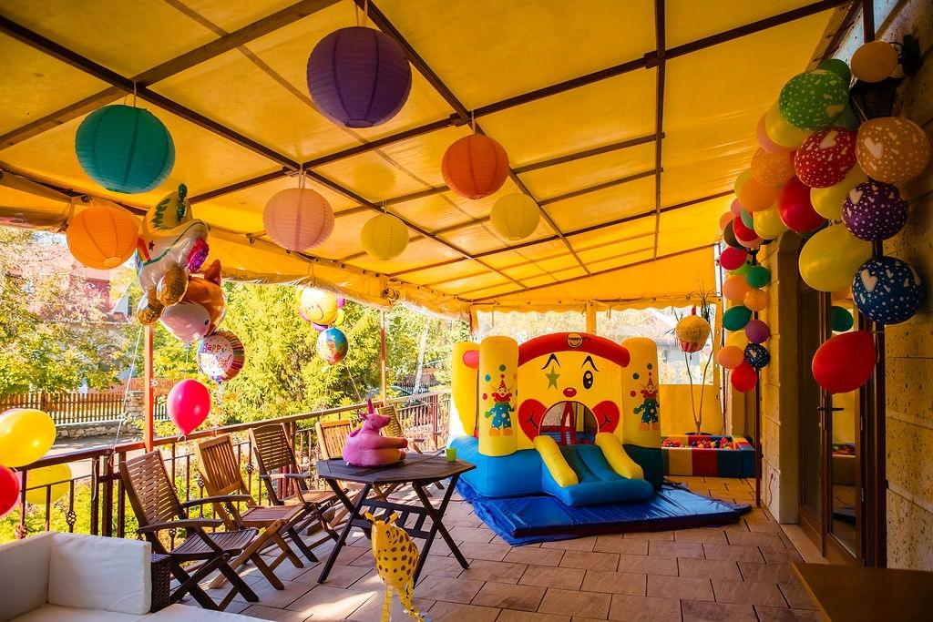 Aranybánya Üdülőpark családi rendezvények