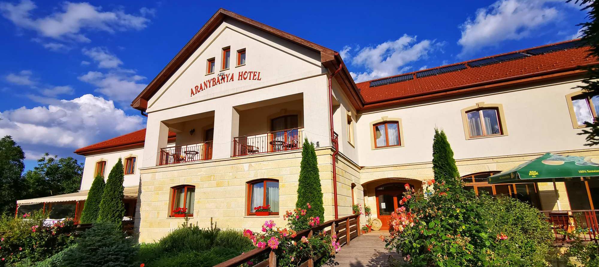 Aranybánya Hotel Telkibánya