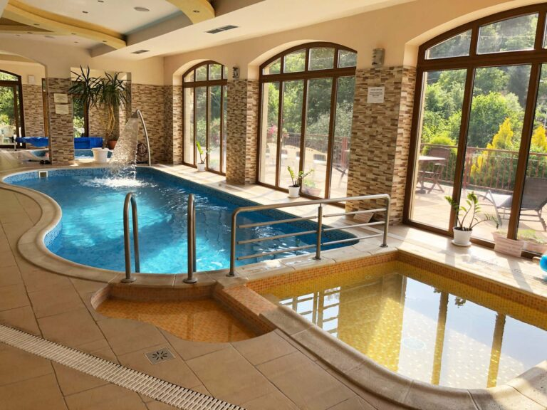Aranybánya Hotel wellness