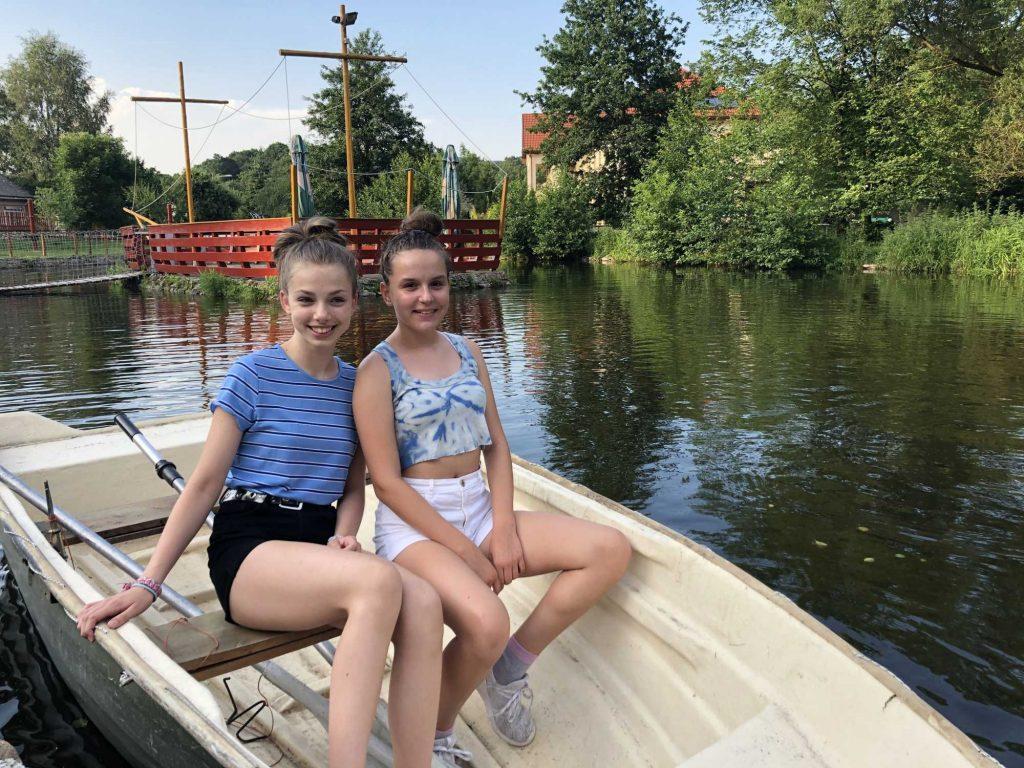 Telkibánya kikapcsolódás sport csónakázás