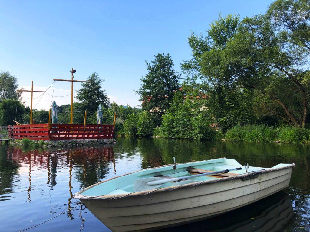 Aranybánya Üdülőpark céges rendezvények Telkibánya